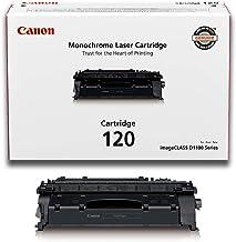 Canon CARTRIDGE120 Toner Cartridge 120, f/IC D1120/1320,5000 Page Yield, Black