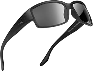Skidaway Polarized Sport Sunglasses for Men and Women,Ideal for Driving Fishing Cycling and...