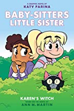 Karen's Witch (Baby-sitters Little Sister Graphic Novel #1): A Graphix Book (Baby-Sitters Little Sister Graphix)