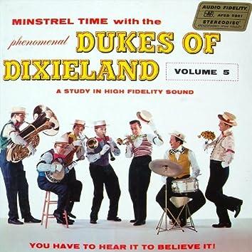 Minstrel Time - Volume 5
