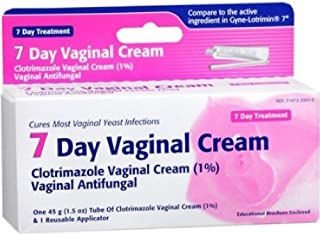 Taro Clotrimazole 7 Vaginal Cream 45 g - Yeast Treatment