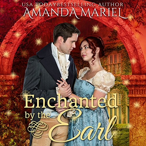 Enchanted by the Earl audiobook cover art