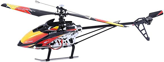 NiGHT LiONS TECH 27.5 inch WL Large V913 2.4G 4CH Single Blade Remote Control RC Helicopter with Gyro RTF