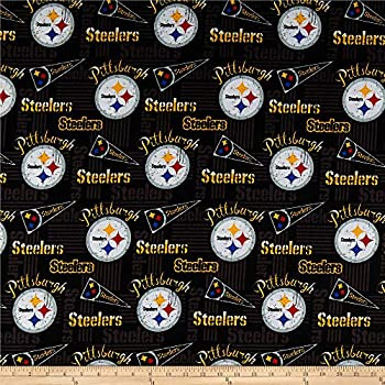 Best steelers fabric Reviews