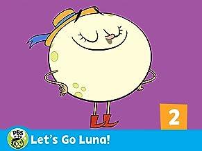 Let's Go Luna!: Volume 2