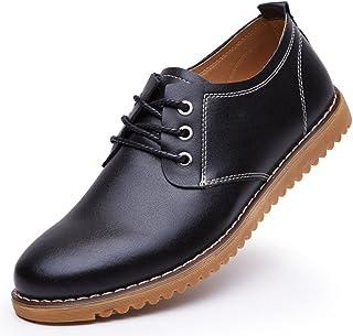 [ファーストエンカウンタ] ビジネスシューズ メンズ カジュアル ラバーソール プレーントゥ 紐靴 フォーマル