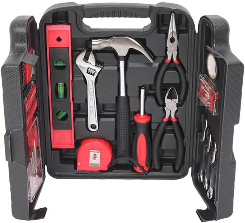 XXNB 136-Piece OFFicial site Home Repair Tool ! Super beauty product restock quality top! G Sets for Set Homeowners