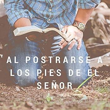 Al Postrarse a Los Pies de El Señor (feat. Debbi Cuellar)