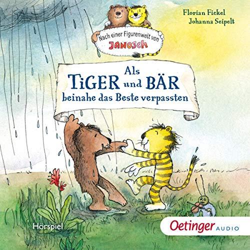 Als Tiger und Bär beinahe das Beste verpassten Titelbild