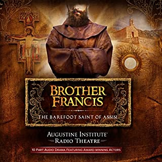Brother Francis: The Barefoot Saint of Assisi cover art
