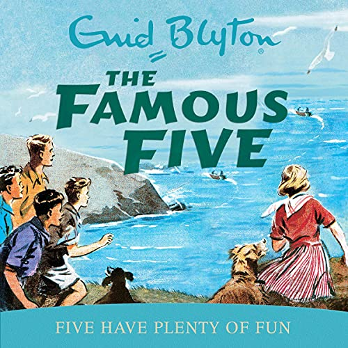 Famous Five: Five Have Plenty of Fun cover art