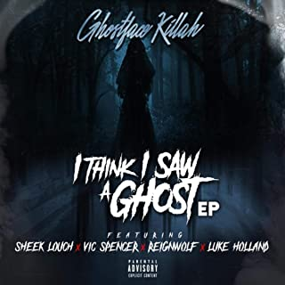 I Think I Saw a Ghost (Bronzeman Mix) [feat. Sheek Louch, Vic Spencer, Reignwolf & Luke Holland] [Explicit]