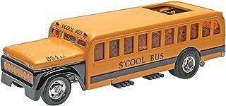 Revell Monogram S'Cool Bus Plastic Car Model Building Kit, 1:24 Scale