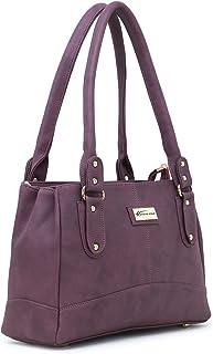 Shining Star Women's Maroon Handbag