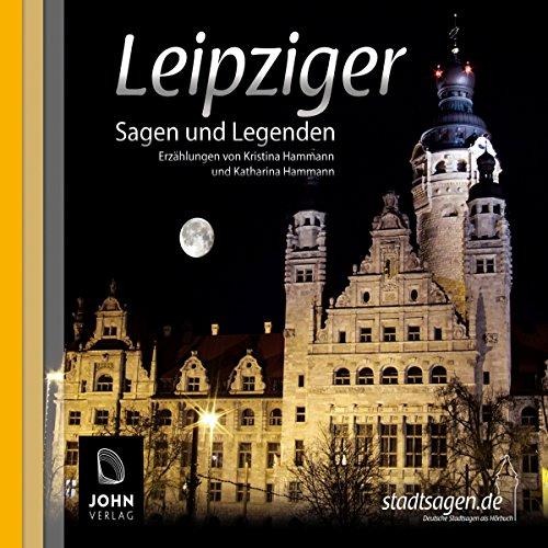 Leipziger Sagen und Legenden Titelbild