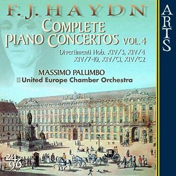 Haydn: Complete Piano Concertos - Vol. 4