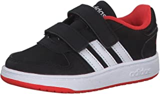 adidas Hoops 2.0 CMF I, Chaussures de Basketball Garçon Mixte Enfant