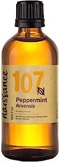 comprar comparacion Naissance Aceite Esencial de Menta n. º 107 – 100ml - 100% puro, vegano y no OGM.