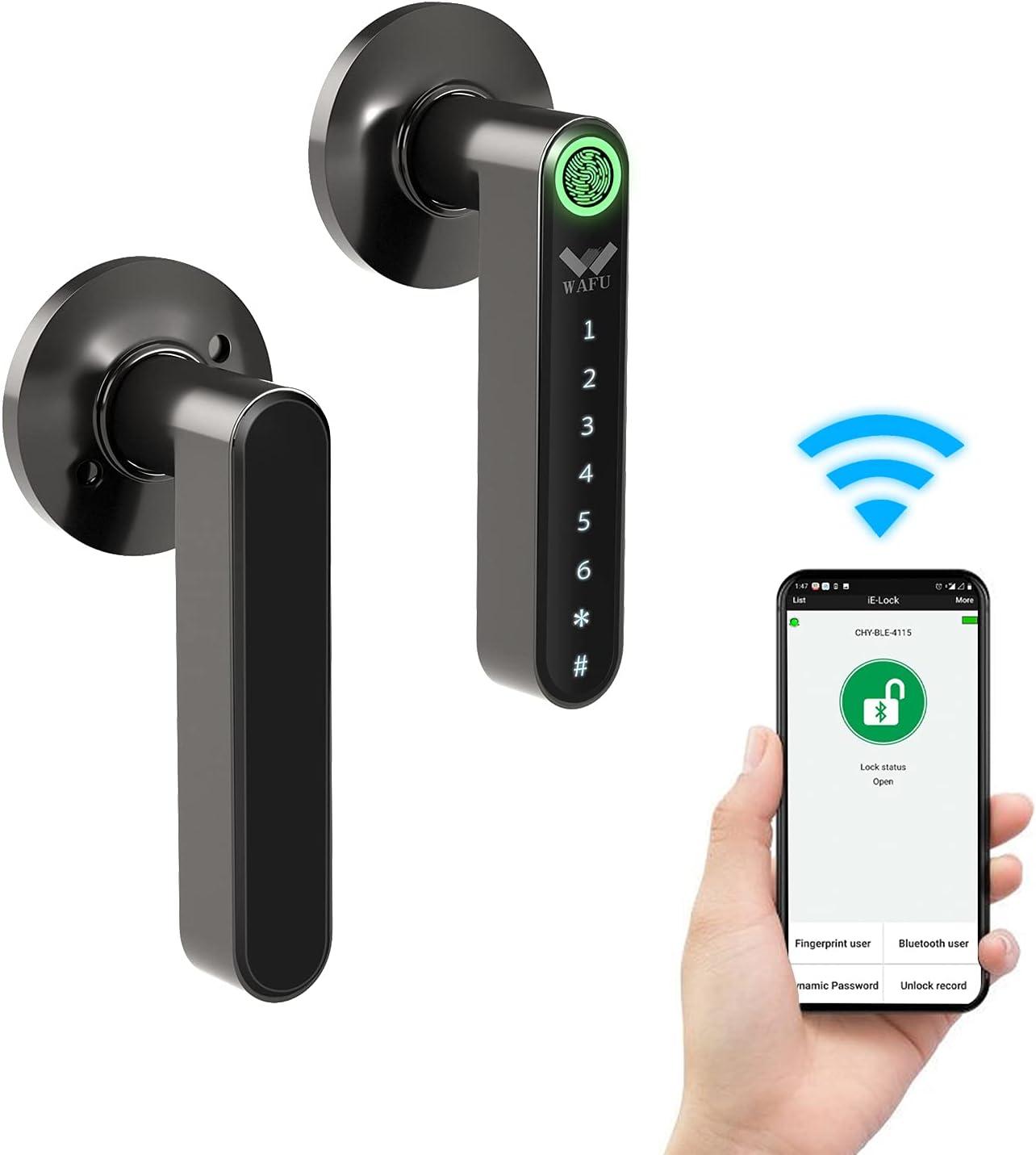 Fingerprint Door Gorgeous Virginia Beach Mall Lock Keyless D WiFi Bluetooth Entry
