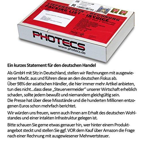 Photecs® USB Multi Card Reader Kartenlesegerät, Mini-Kartenleser für SD, SDHC, SDXC, Micro SD, M2, Pro Duo * jetzt mit Adapter für Android-Handy *
