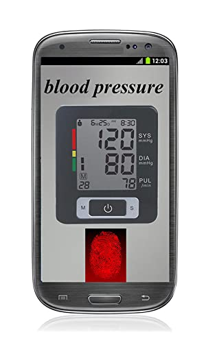 BP And Sugar Test-New Finger BP Check Prank App