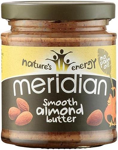 Meridian   Almond Butter + salt   2 x 6 x 170g