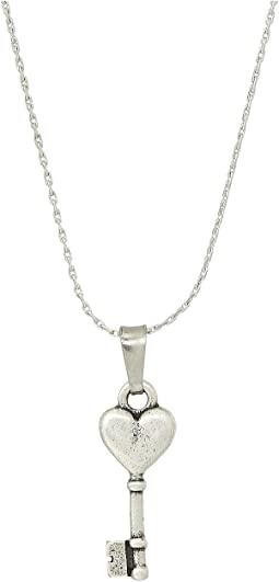 "Key to Love 28"" Expandable Necklace"