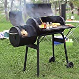 BBQ Grill Charcoal Barbecue Outdoor Pit Patio Backyard Home Meat...