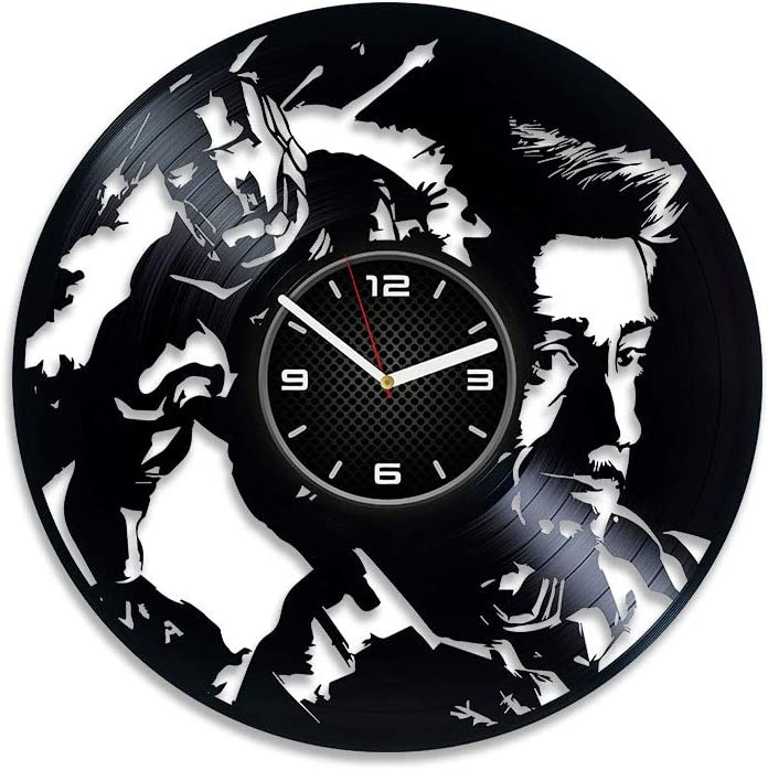 DecorStudioUA Iron Man Clock Marvel Gift Avengers Birthday Limited price Cheap mail order specialty store