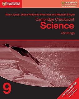 Cambridge Checkpoint Science Challenge Workbook 9