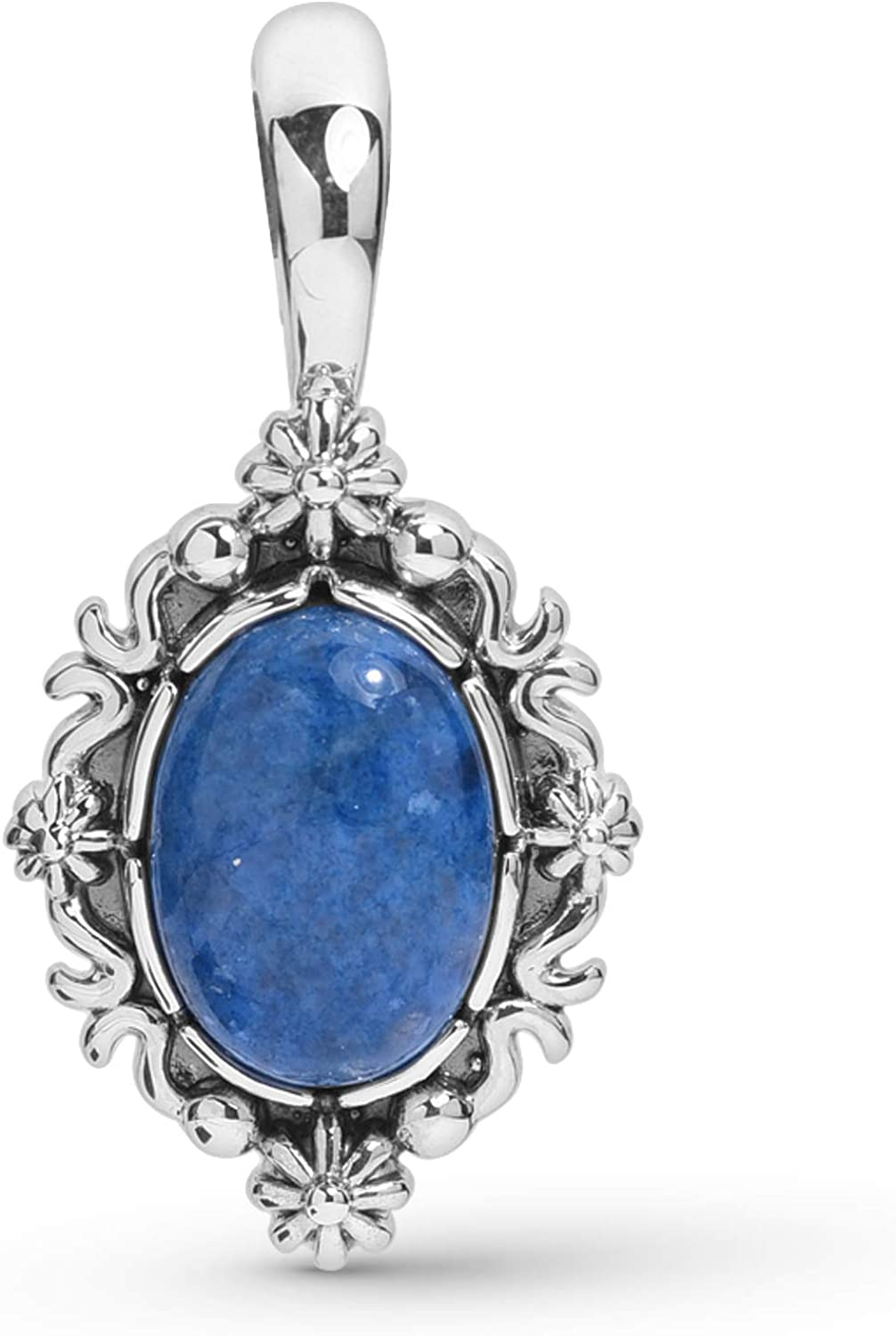 American West High order Sterling Silver Green Selling rankings Lapis or Red Turquoise Blue