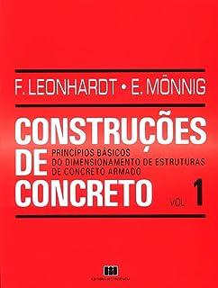 Construções de Concreto - Volume 1