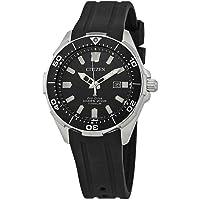 Citizen BN0200-05E Promaster Eco-Drive Titanium Men's Watch (Black)