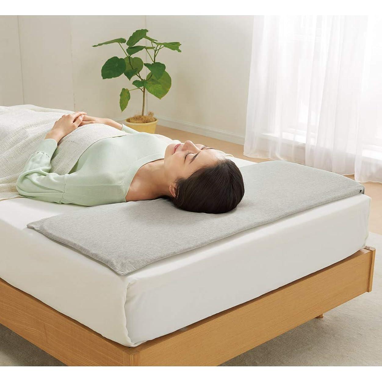 くるくるしゃがむペネロペ高さ1.5cm(低いにもほどがある超薄型V-Lap(R)枕(カバー付き)) 654608(サイズはありません イ:グレー)
