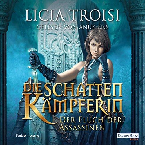 Der Fluch der Assassinen (Die Schattenkämpferin 3) Titelbild