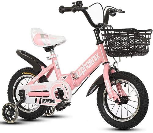 compras en linea Bicicleta para Niños Plegable 2-3-5-6-8 años AbsorcióN De Golpes Golpes Golpes Carro De Bebé 12 14 16 18 Pulgadas Bicicleta para Niños Bicicleta para Niños  Compra calidad 100% autentica