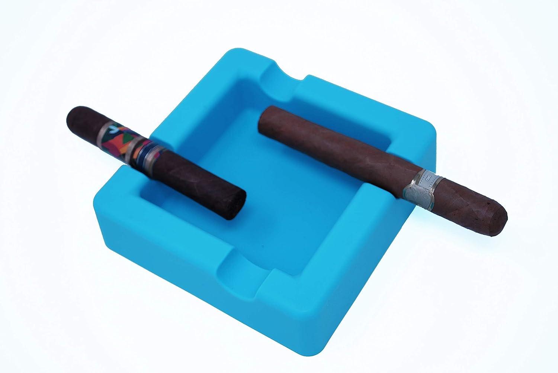 Price reduction FairleeCove Cigar Ashtray Large Gauge Wide Shelf Inexpensive Deep - Cigars