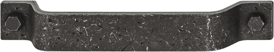 Gedotec Ladegreep antieke meubelgreep vintage zwart in landelijke stijl - H10121 | commodegreep met boorafstand 160 mm | m...