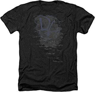 Harry Potter Dumbledore's Army Licensed Adult Heather T-Shirt