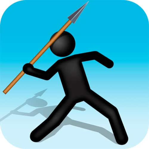 Stickman the Warrior Spear Game: Spartan Wars Throwing Simulator | Enemy Strike Opponent Kill Fighting Arena
