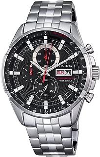 Watch Festina Men's F6844/4 Chronograph - Stainless Steel