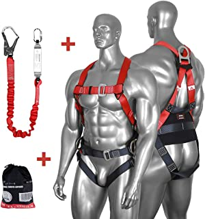 Best uline safety harness Reviews