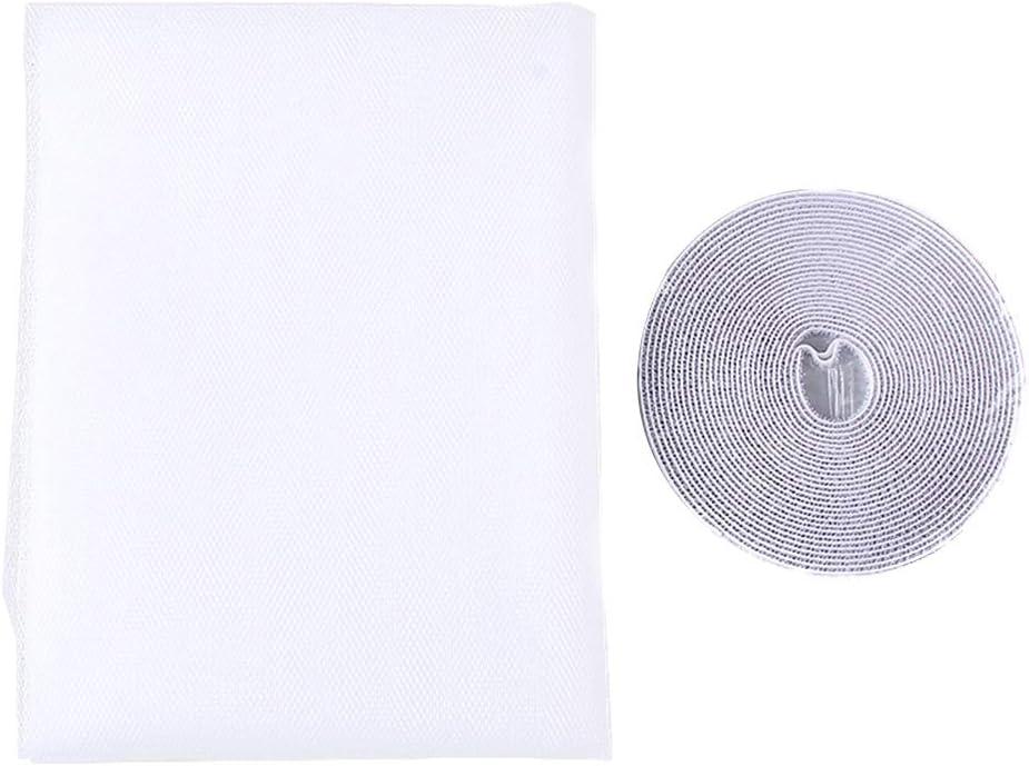1.3*1.5m Schwarz Usuny Insektenschutz-Vorhang f/ür den Innenbereich