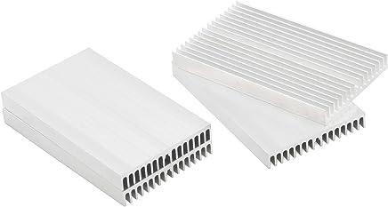 Senmod 100pcs Mini Aluminum Heat Sink Mosfet SCR Heatsink