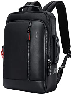 BOPAI Intelligent Increase Backpack Men Travel Friendly Laptop Backpack Water Resistant Anti-Theft Laptop Rucksack with US...