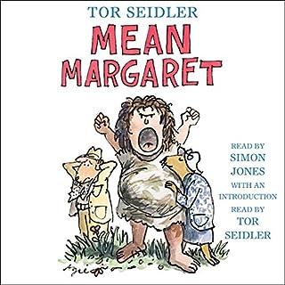 Mean Margaret audiobook cover art