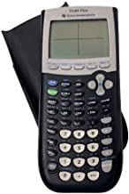 $84 » Texas Instruments TI-84 Plus Graphing Calculator (Renewed)