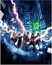 Ghostbusters (2016) 8 inch x10 inch Photo Cast Outdoors in City NOT Crossing Streams kn