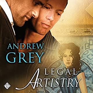 Legal Artistry cover art