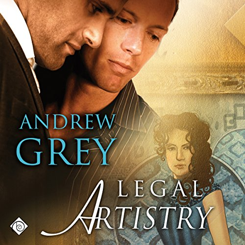 Legal Artistry audiobook cover art